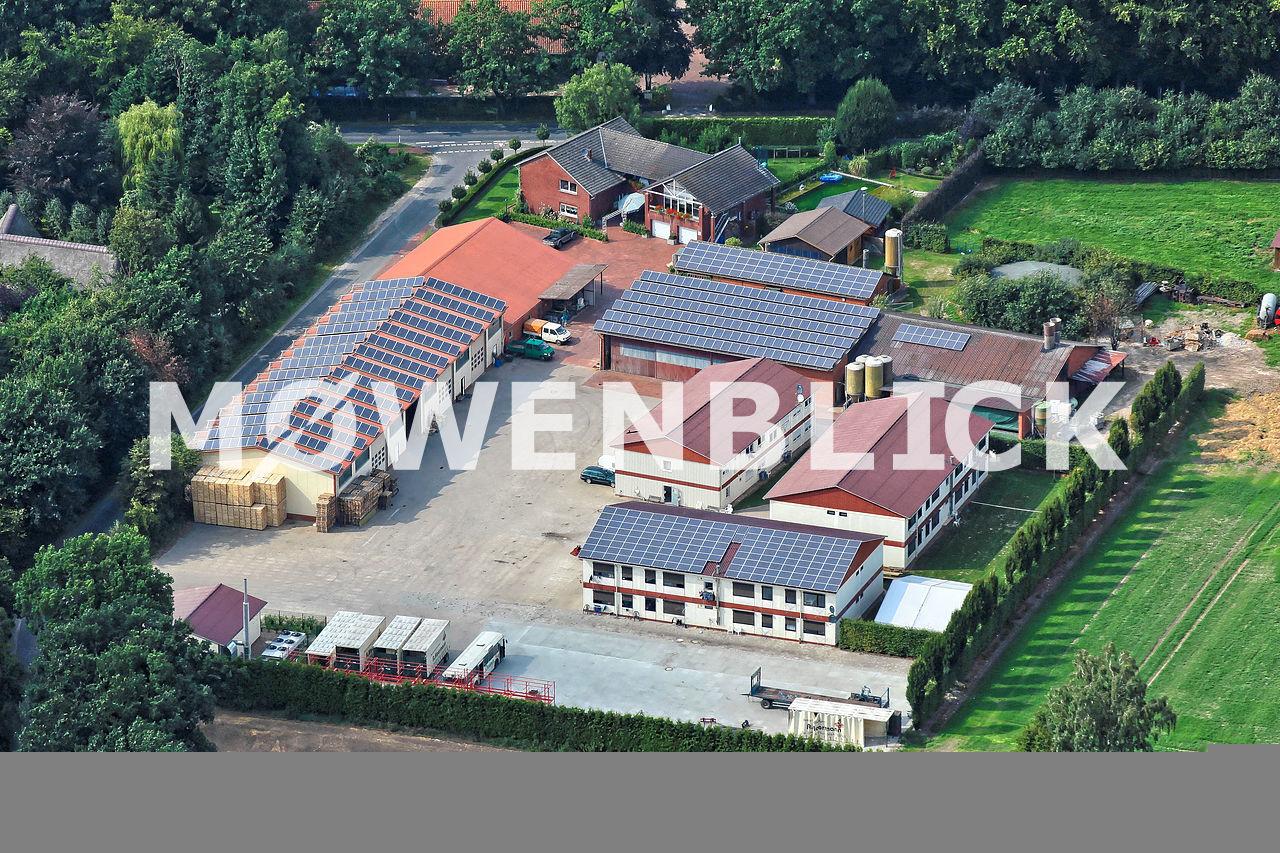 Am Osterfeld Luftbild