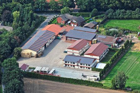 Luftaufnahme Am Osterfeld