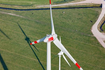 Luftaufnahme Stadt Wittmund