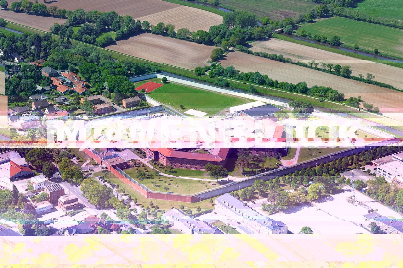 Justizvollzugsanstalt Oldenburg Luftbild