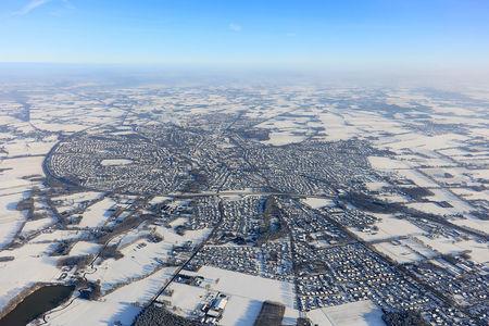 Luftaufnahme Stadt Cloppenburg