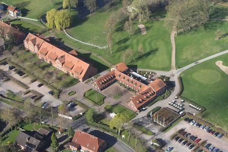 Luftaufnahme Lüdersburg