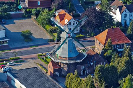 Luftaufnahme Zur Mühle