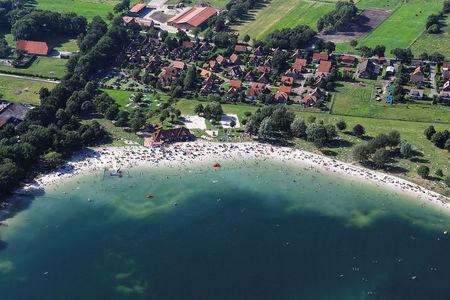 Luftaufnahme Stadt Aurich