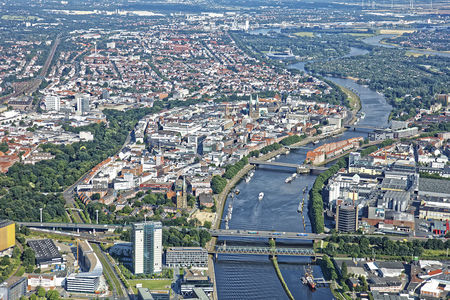Luftaufnahme Teerhof