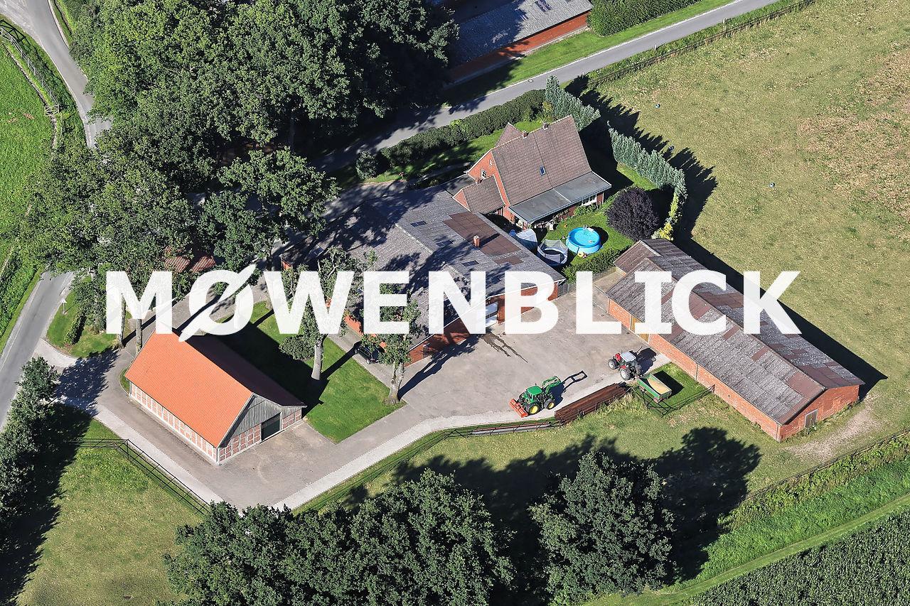 Am Bloecker Luftbild