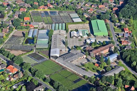 Luftaufnahme Westerstede