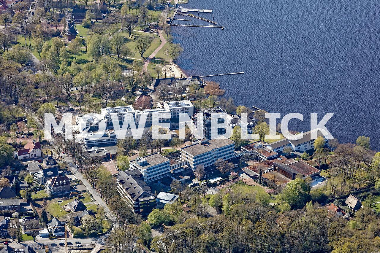 Kurbetrieb Bad Zwischenahn Luftbild