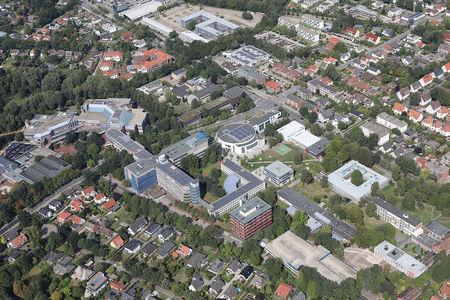 Luftaufnahme Universität