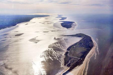 Luftaufnahme Wangerooge