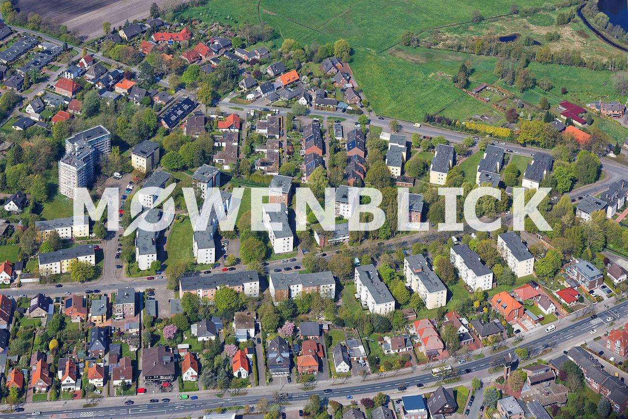 Dachsweg Luftbild