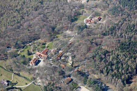 Luftaufnahme Stadt Wildeshausen