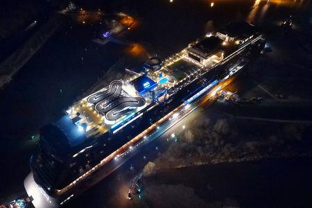 Schiff Meyer Werft