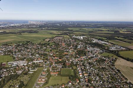 Luftaufnahme Loxstedt