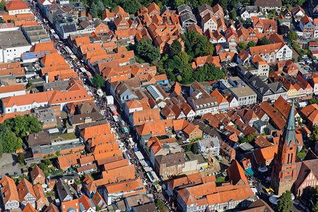 Luftaufnahme Altstadtfest