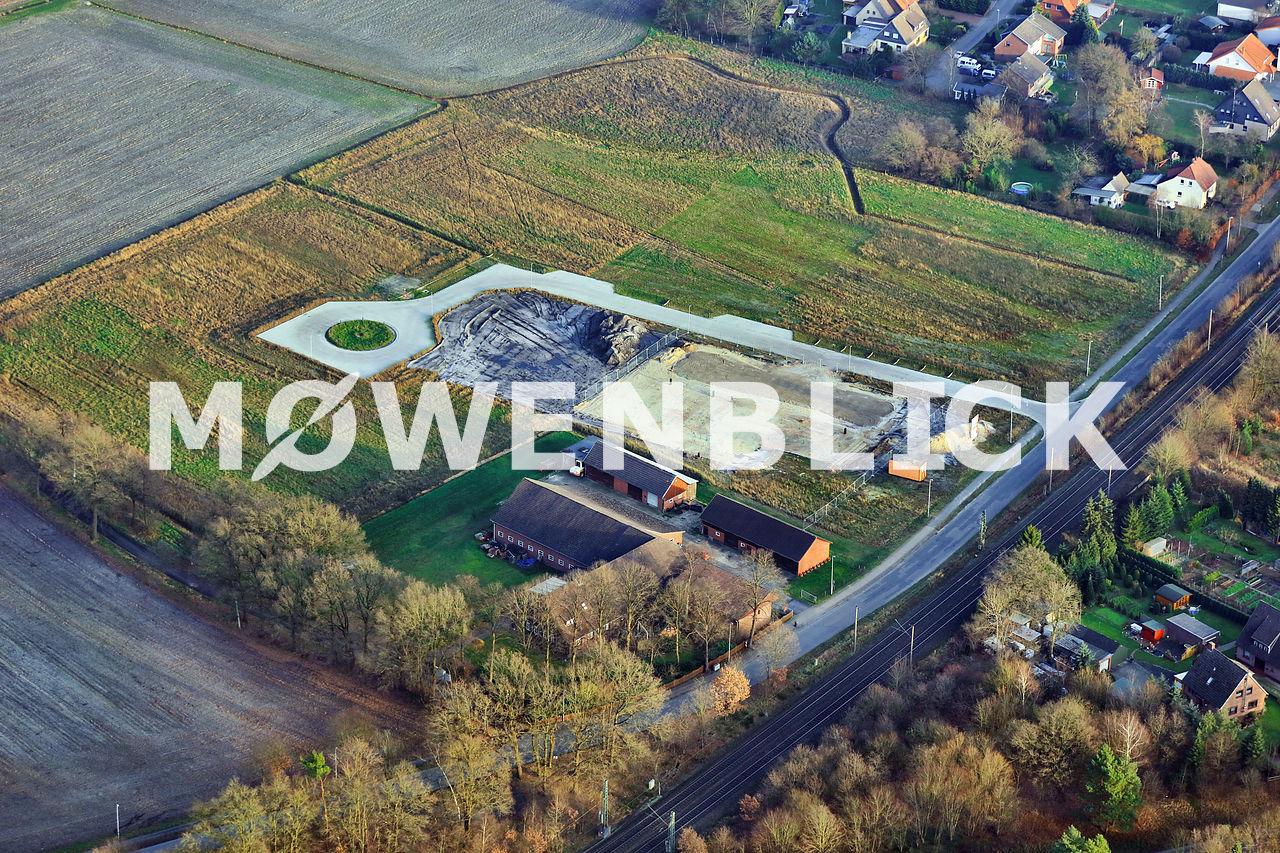 Brinkmanns Kamp Luftbild