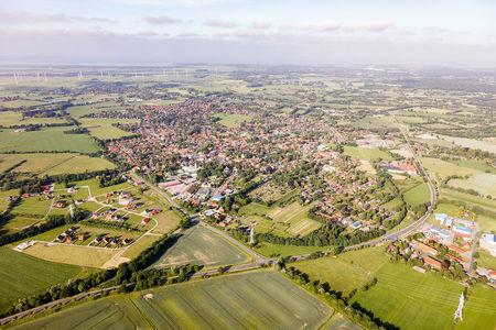 Luftaufnahme Bockhorn