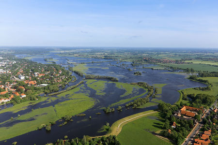 Überschwemmungsgebiet Alte Aller