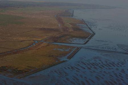 Luftaufnahme Langeoog