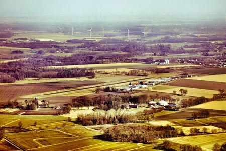 Luftaufnahme Flugplatz Ganderkesee