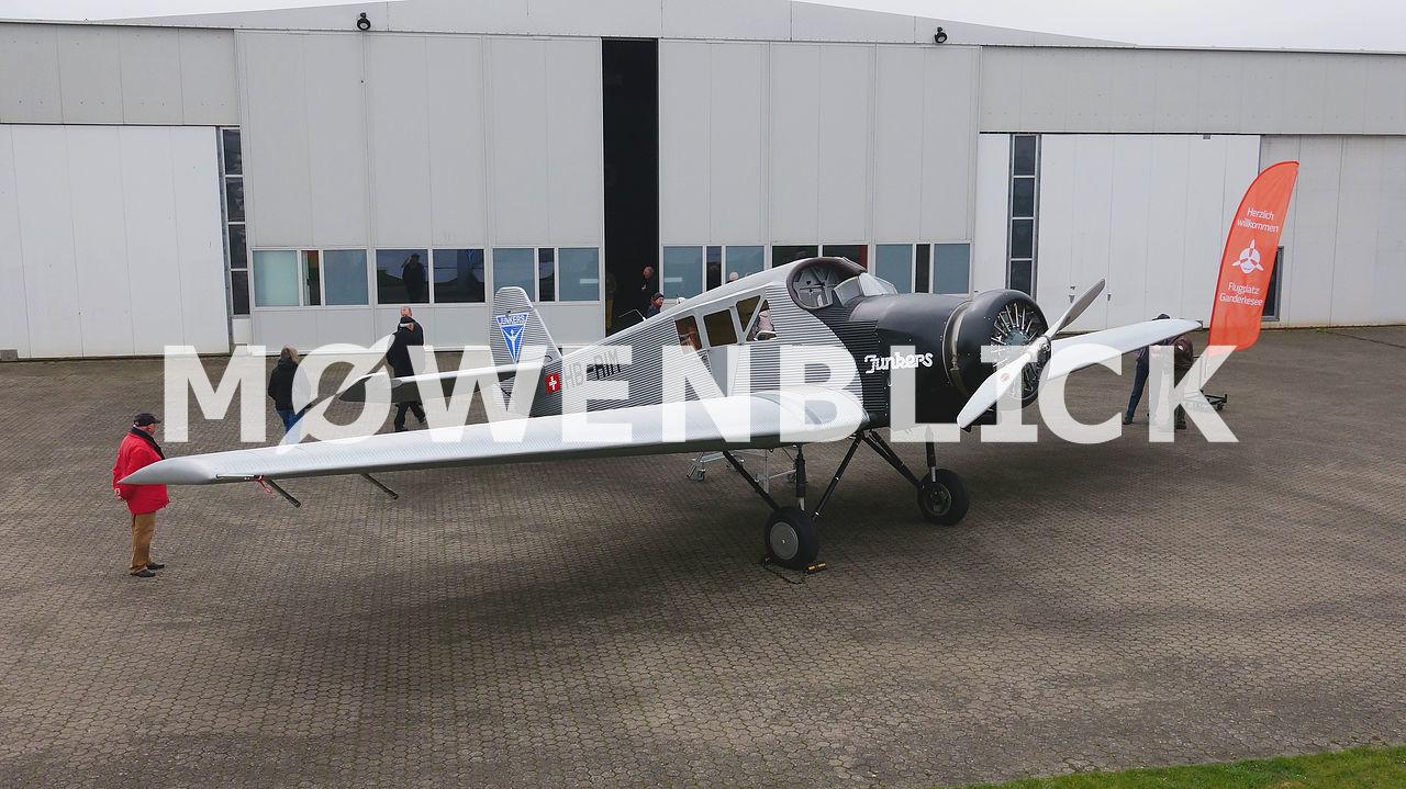 HB-RIM Luftbild