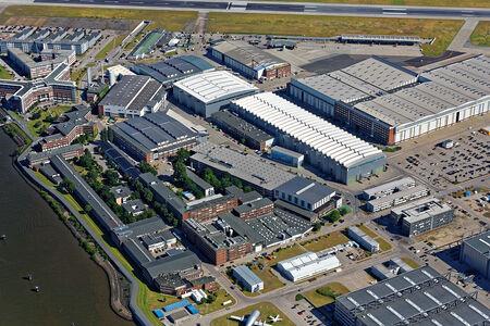 Airbus Halle 8