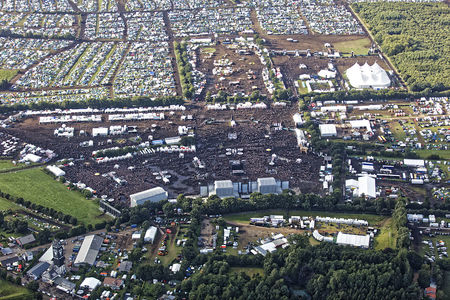 Festival in Wacken Bühne