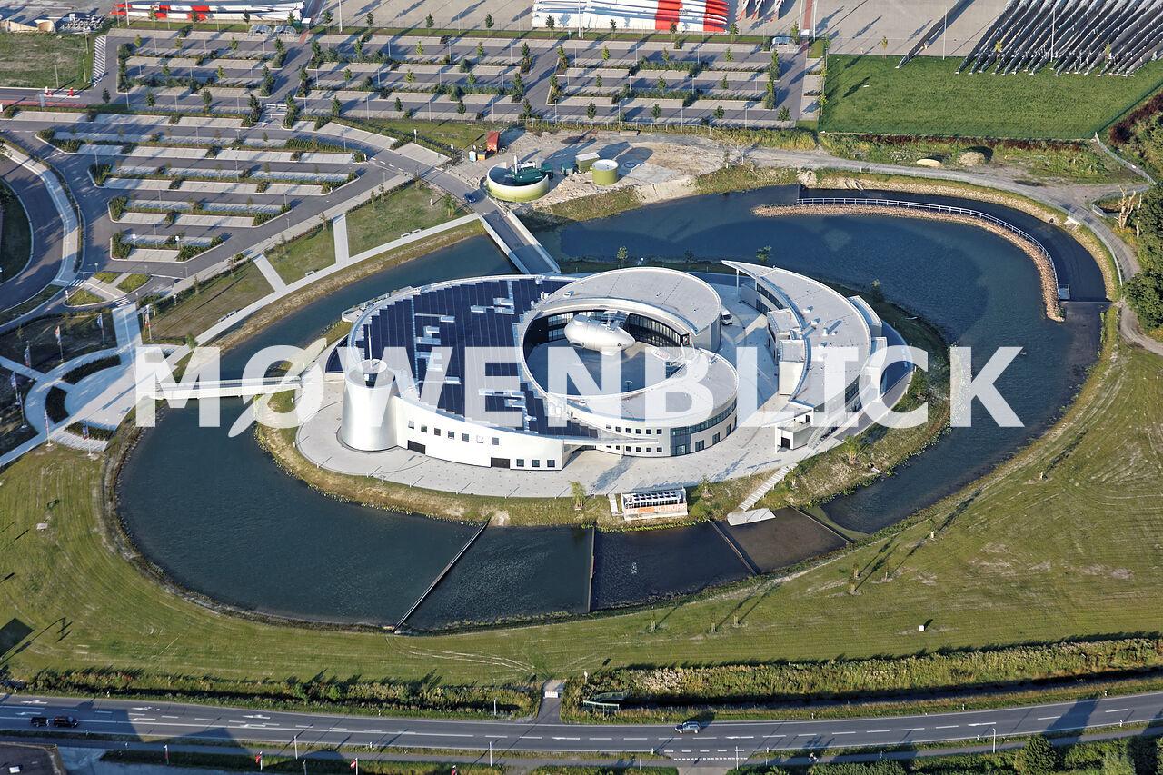Bildungs und Erlebniszentrum Luftbild