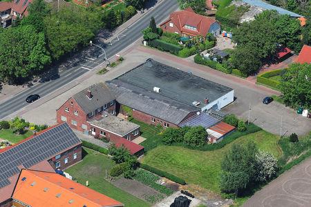 Luftaufnahme Friesen Apotheke