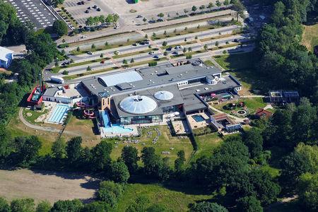 Luftaufnahme Stadt Delmenhorst