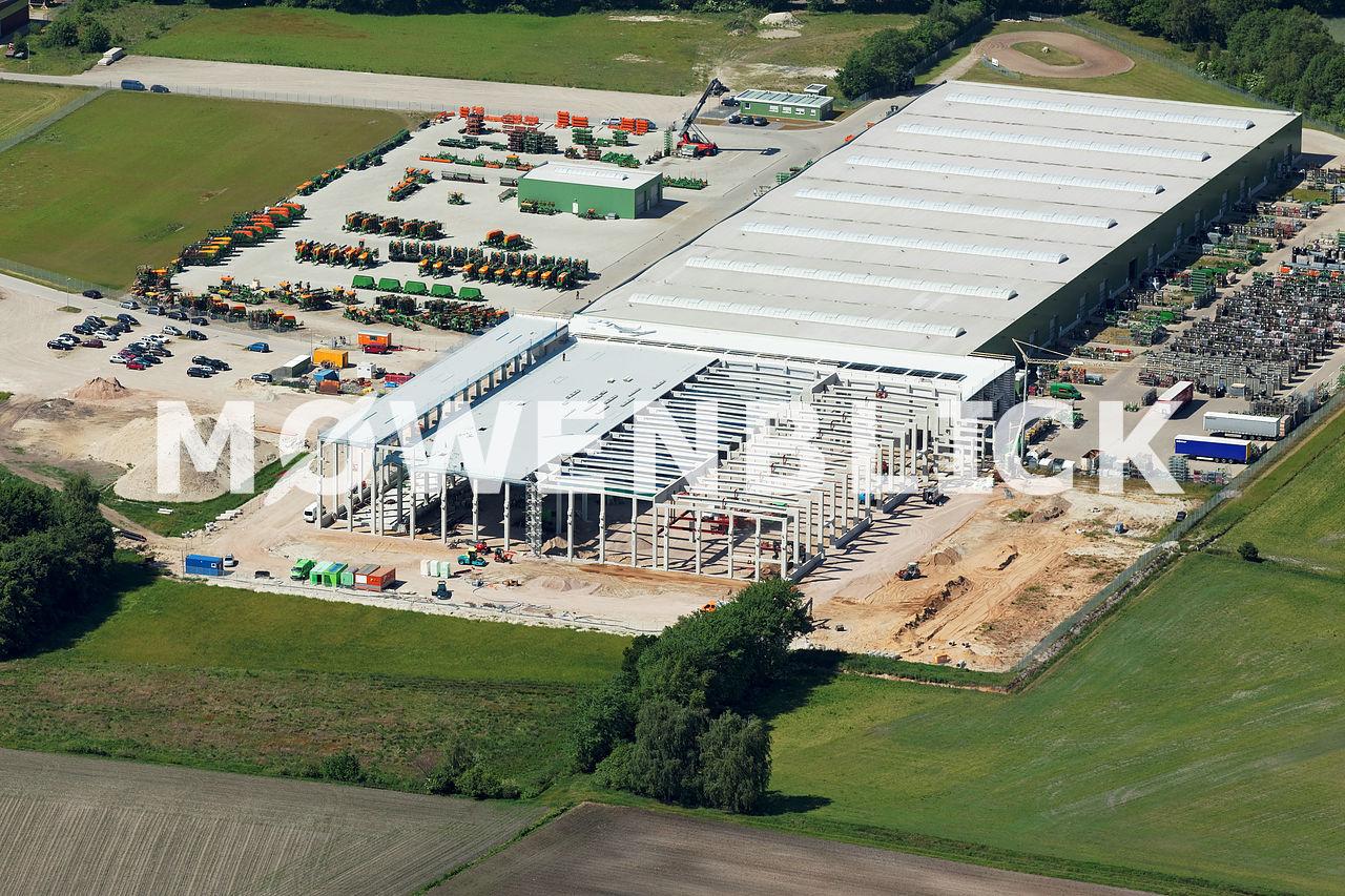 Amazone Luftbild