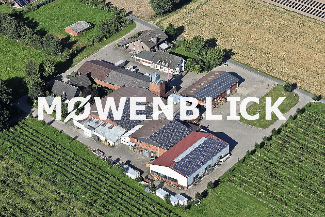 Kühla Kühltechnik & Ladenbau Luftbild