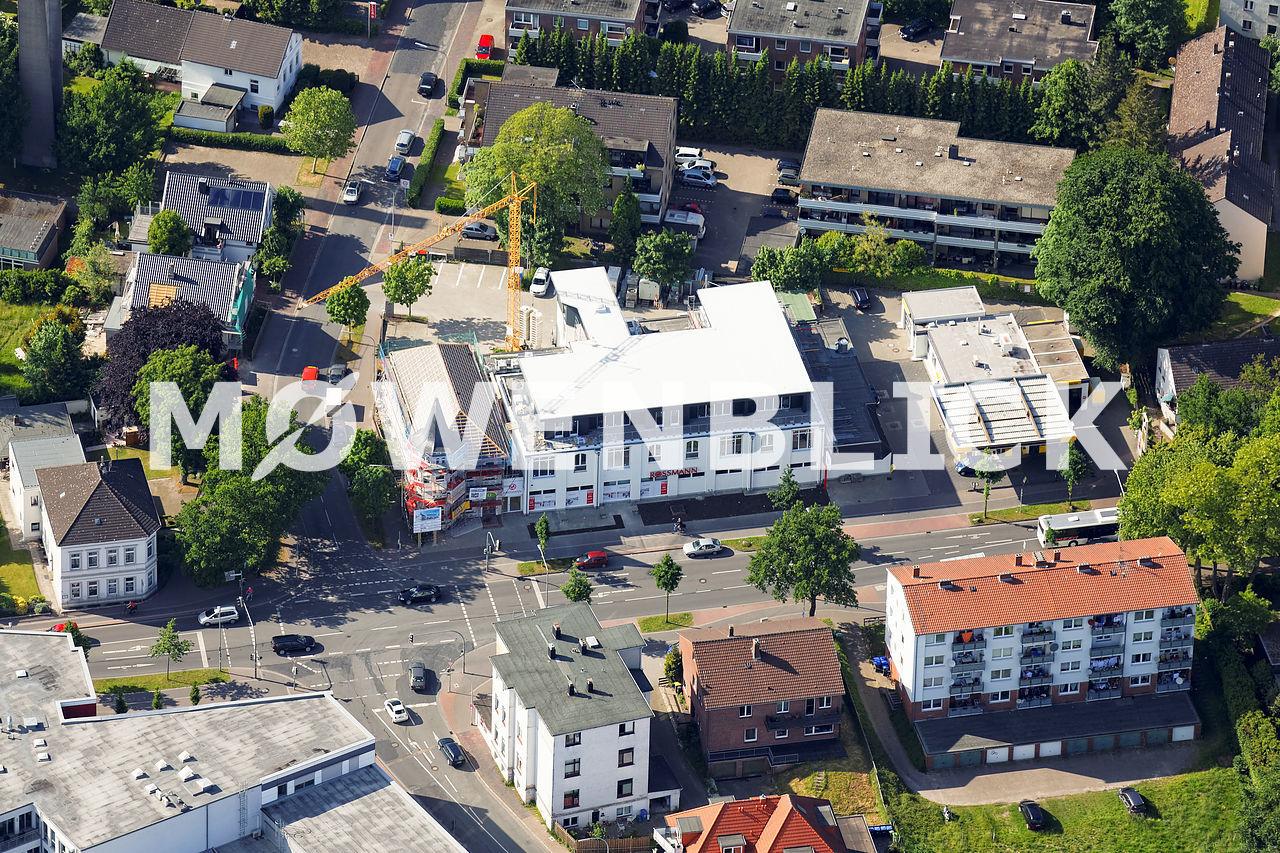 Donnerschweer Straße 215 Luftbild