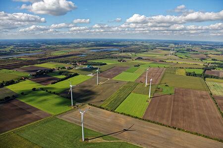 Luftaufnahme Windpark Wietinghausen
