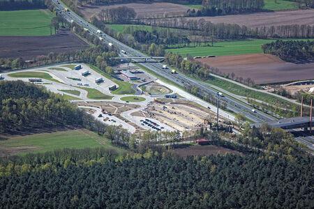 Luftaufnahme Holdorf