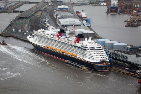 Kreuzfahrtschiff Fantasy