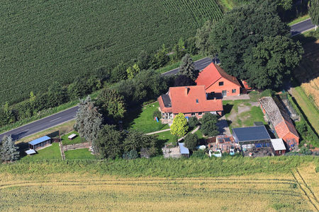 Luftaufnahme Goldenstedt