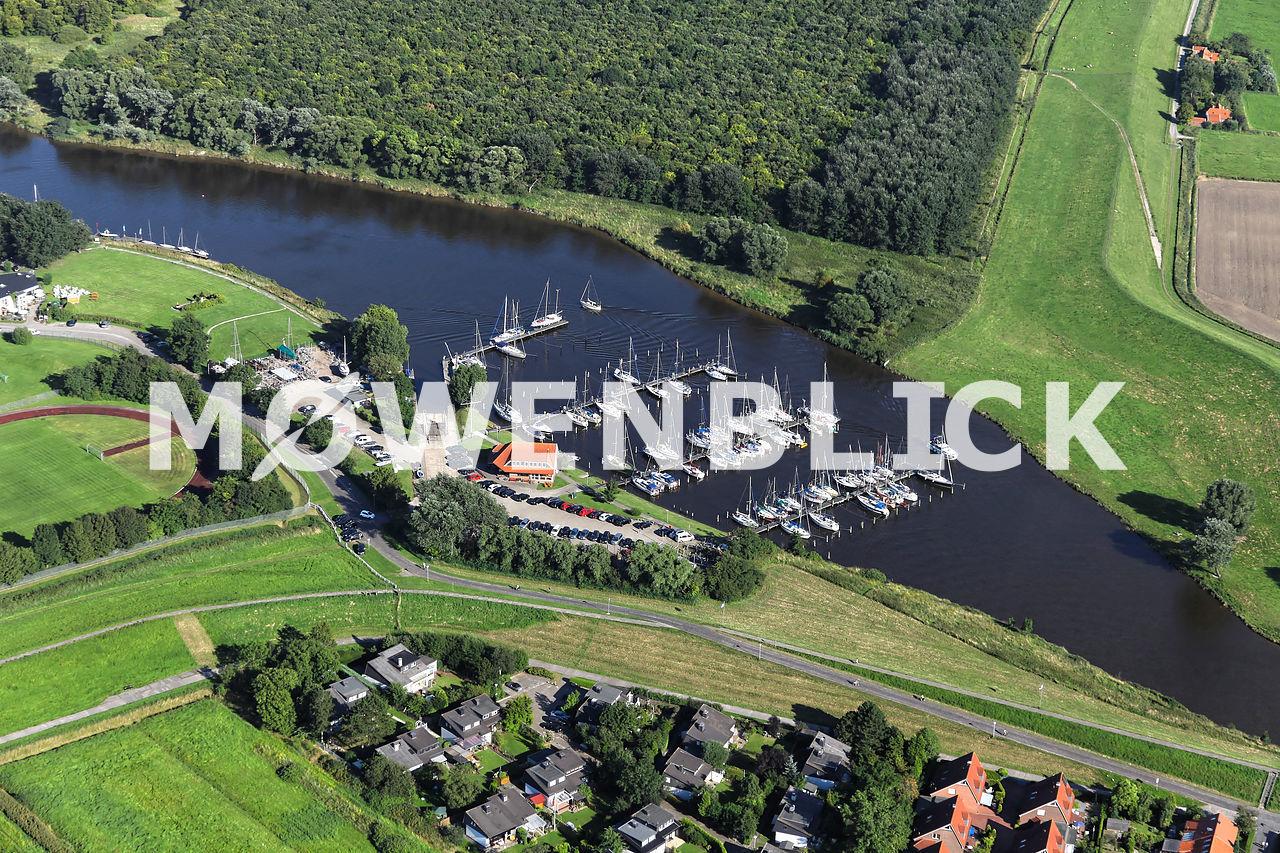 Hooksiel Luftbild