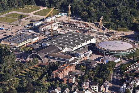 Luftaufnahme Weser-Ems Halle