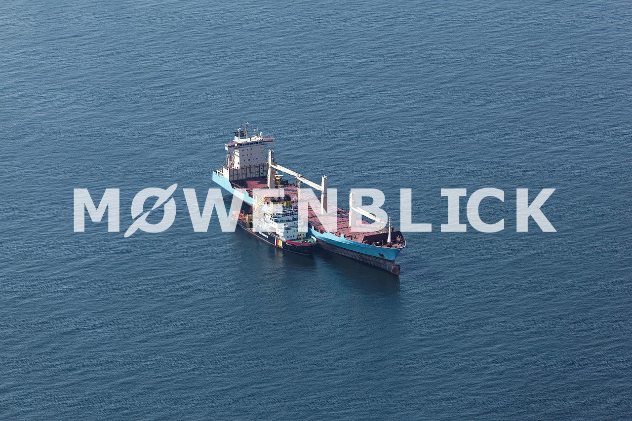 Maersk Vigo Luftbild