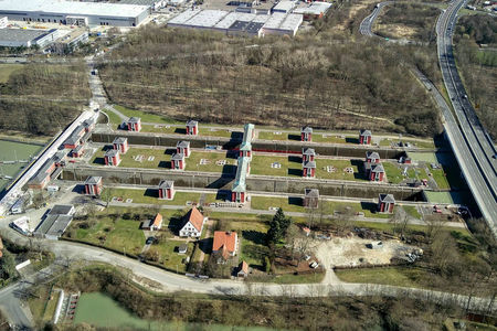 Luftaufnahme Hannover