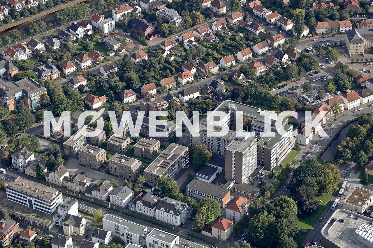 Deutsche Rentenversicherung Luftbild
