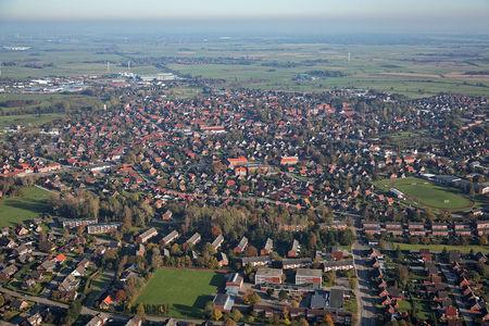 Luftaufnahme Wittmund Luftaufnahme