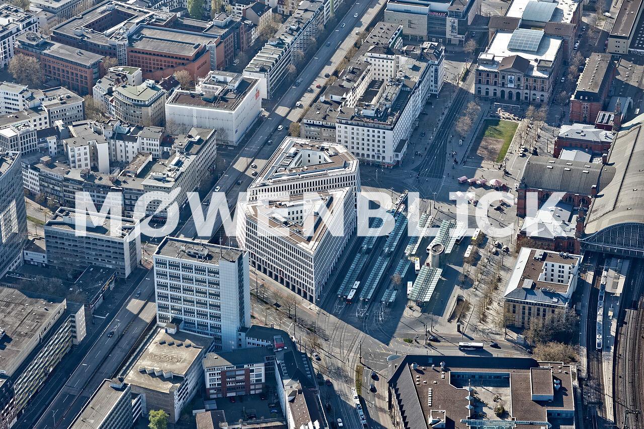 City Gate Bremen Luftbild