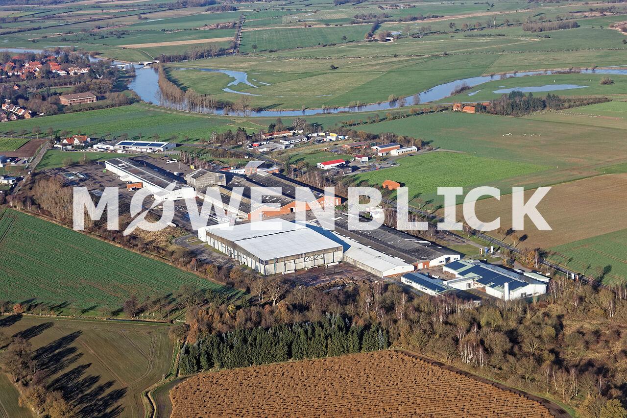 BLT Bergmann Laser Technik Luftbild