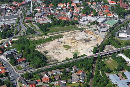 Luftaufnahme Pieper-Fabrik