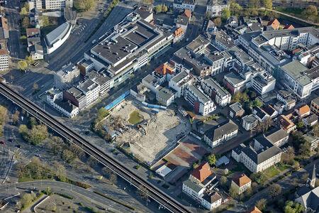 Luftaufnahme Finanzamt Oldenburg