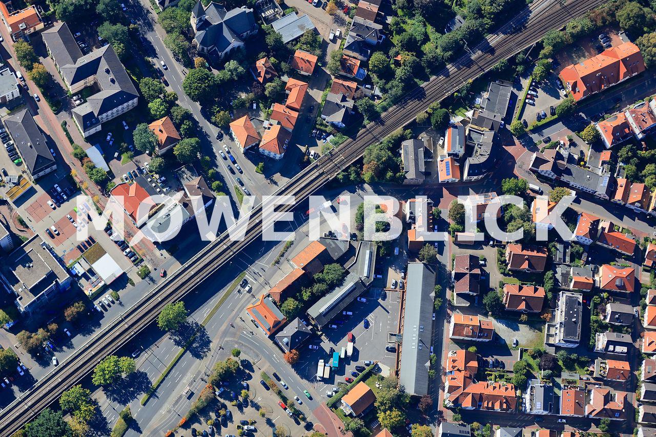 Brüderstraße Luftbild