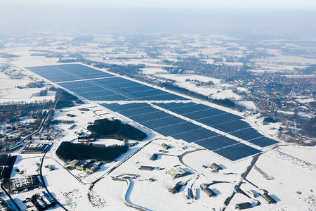 Solarpark Oldenburg