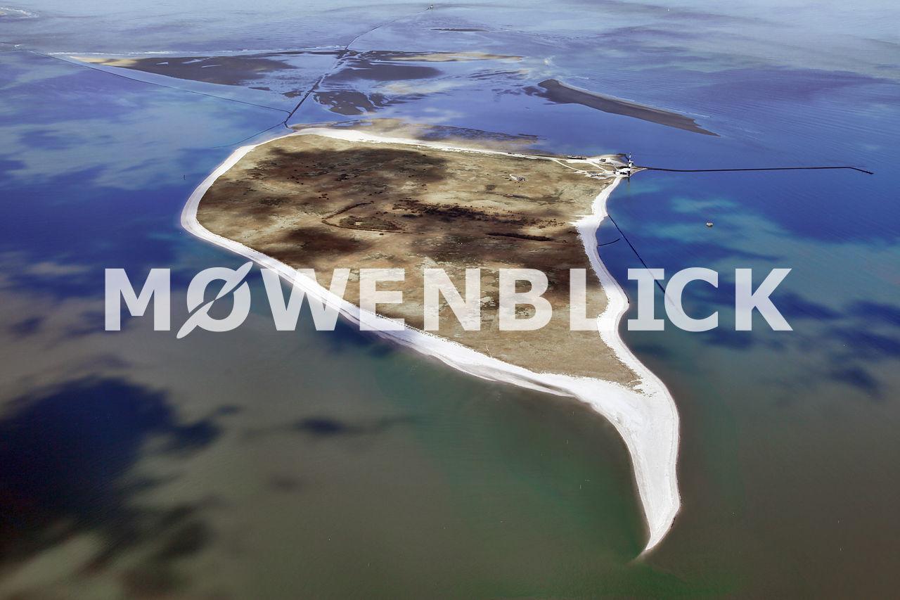 Minsener Oog WHV Touristik 1 Luftbild